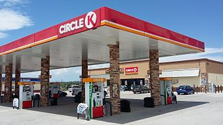 Circle K an international chain of convenience stores