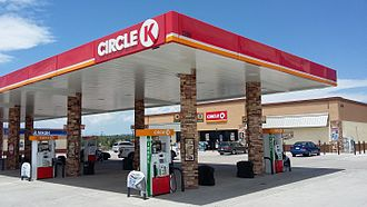 Alimentation Couche-Tard - A Circle K in Colorado Springs, CO.