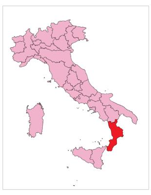 Circoscrizione calabria camera dei deputati wikipedia for Numero deputati