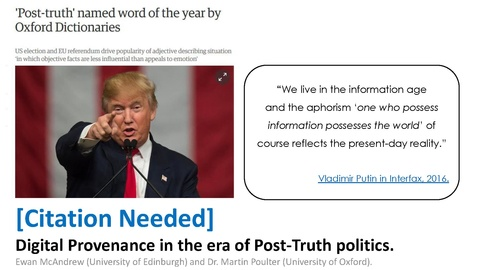 Citation Needed - Digital Provenance in the Era of Post-Truth Politics.pdf
