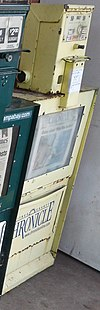 Citrus County Chronicle newspaper rack