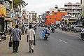 City street scene in Namakkal, Tamil Nadu.jpg