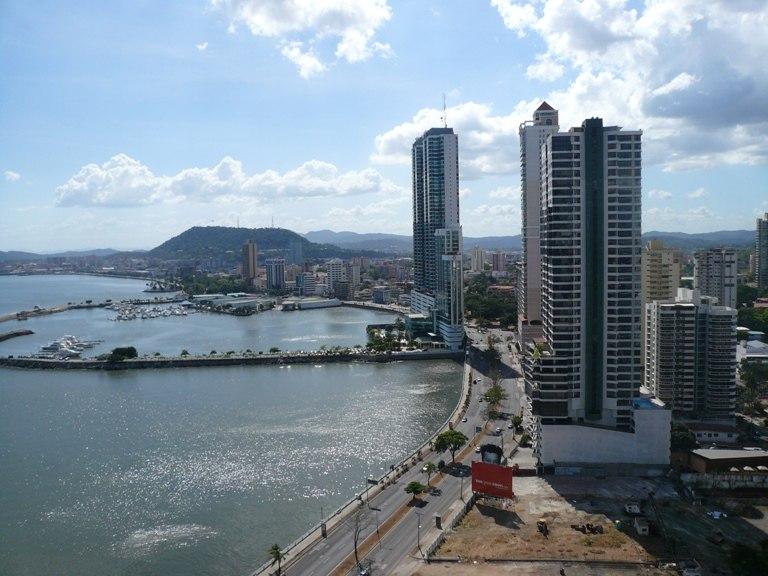 Ciudad panama bahia