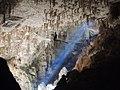 Claraboia das Araras, travessia da Caverna Terra Ronca.jpg