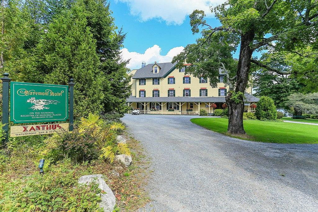 Claremont Hotel, Southwest Harbor, Maine