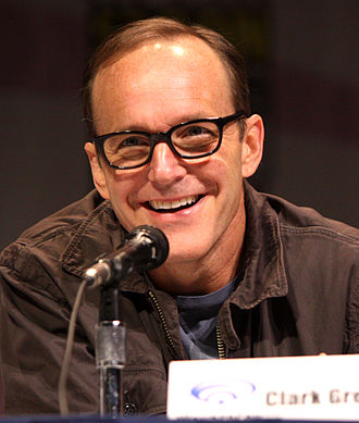 Clark Gregg - Gregg at the 2013 WonderCon