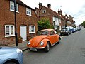 Classic car in the High Street - geograph.org.uk - 2210345.jpg