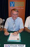 Claude Haut, Président du Conseil Général et Sénateur de Vaucluse.JPG