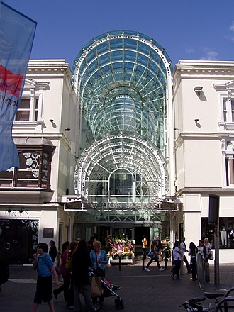 Clayton Square Shopping Centre - Image: Clayton Square, Liverpool