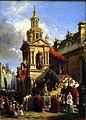 Clement BOULANGER - La procession de la Gargouille - Musee des Beaux-Arts de Rouen.JPG