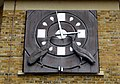 Clock at the WWT London Wetland Centre.jpg