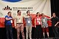 Closing ceremony Wikimania 2017 IMG 5659.JPG