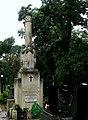 Cmentarz Łyczakowski we Lwowie - Lychakiv Cemetery in Lviv (Tomb of Franciszek Stefczyk -1861-1924- and His Family) - panoramio.jpg