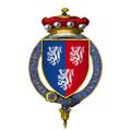 Coat of Arms of Sir William Herbert, 1st Baron Herbert, KG.png