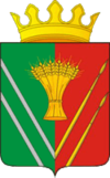Coat of Arms of Vereschaginsky rayon (Perm krai).png