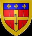 Wappen von Le Mans