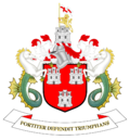 Coat of arms of Newcastle upon Tyne City Council.png