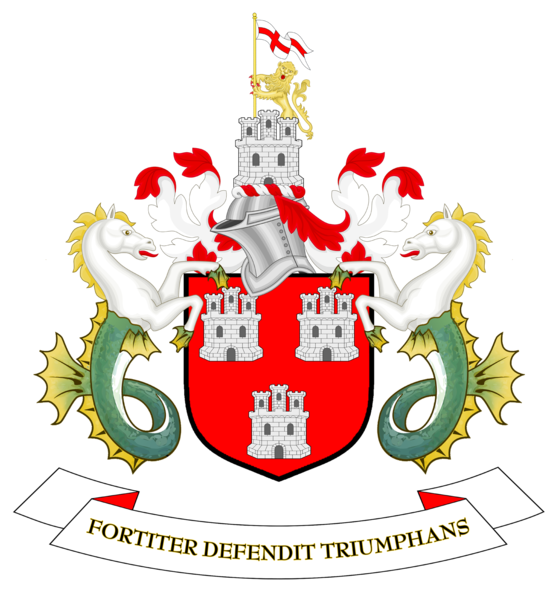 File:Coat of arms of Newcastle upon Tyne City Council.png