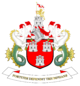 Coat of arms of Newcastle upon Tyne.