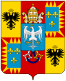 Coat of arms of the House of Este (1535).svg