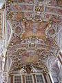 Coburg Schloss Ehrenburg Innen Kirche Decke.JPG