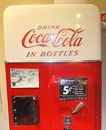 Fixed price of Coca-Cola from 1886 to 1959 - Wikipedia