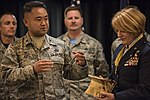 Col. Patty Wilbanks retires after 27 years of service (29959108606).jpg