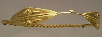 Colchian culture - Colchian gold diadem