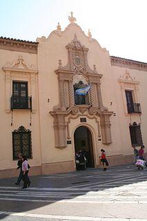 Public secondary school in Córdoba, Córdoba, Argentina
