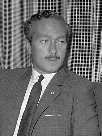Colin Chapman - Chapman in 1965