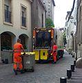 Collecte des déchets, Dijon 2015.jpg