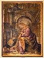 Collegiata dei Santi Nazaro e Celso Sagrestia Madonna e Bambino Moretto Brescia.jpg