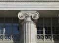 Column detail, Byron R. White U.S. Courthouse, Denver, Colorado LCCN2010719069.tif