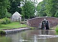 Colwich Lock and Bridge, Little Haywood, Staffordshire - geograph.org.uk - 1176090.jpg