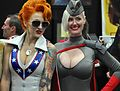 Comic Con 2013 - Lady Dare and Red Son Power Girl (9335987812).jpg