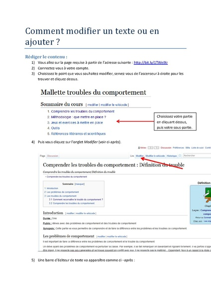 file comment modifier un texte ou en ajouter pdf