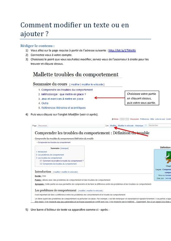 fichier comment modifier un texte ou en ajouter pdf