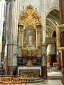 Compiègne (60), église Saint-Jacques, autel secondaire de droite 2.jpg