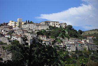 Ausonia, Lazio - Image: Comune Di Ausonia
