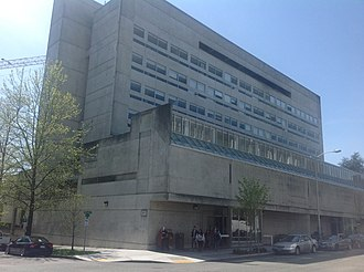 Condon Hall (University of Washington) - Image: Condon Hall 1