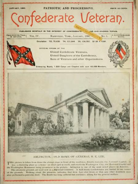 File:Confederate Veteran volume 04.djvu