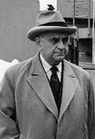 1946 Greek legislative election - Image: Constantine Tsaldaris
