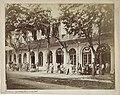 Consulaat van de stad Bremen aan de Kali Besar in Batavia Batavia Handelskantoren in de stad (titel op object), RP-F-F02530.jpg