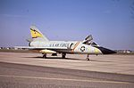 Convair F-106A 57-0237 5th FIS McClellan AFB (Peter B.Lewis via RJF) (21607201405).jpg