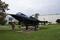 Convair YF2Y-1 Sea Dart 135765 LFront Wet FLAirMuse 24Aug09 (14576599556).jpg