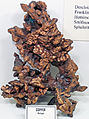 Copper (Mesoproterozoic, 1.05-1.06 Ga; Keweenaw Peninsula area, Upper Peninsula of Michigan, USA) 3 (16705085384).jpg