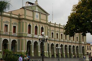 City in Veracruz, Mexico