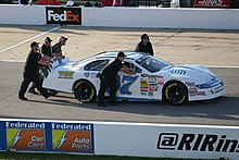 Corey LaJoie LaJoie Racing Ford Richmond 2013.jpg