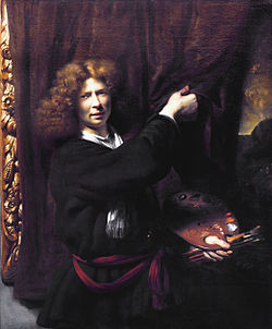 Cornelis bisschop zelfportret 1668.jpeg