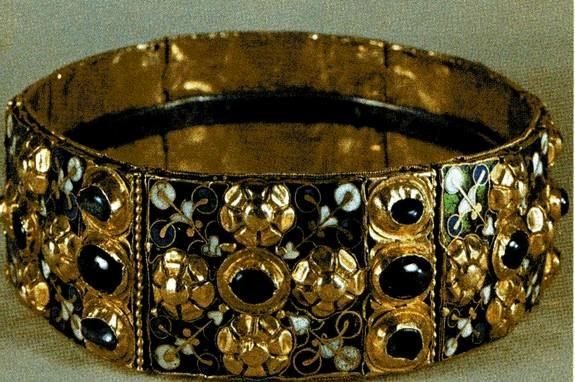 Corona ferrea, Monza, Tesoro del Duomo